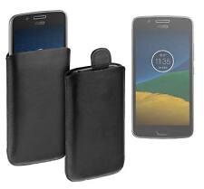 elegantes Easy Etui Case Tasche Black für Samsung Galaxy Note 2 N7100