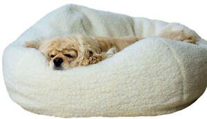 Large Pet Dog Cat Bed Sleeping Sleep Puppy Bean Bag Cushion Comfortable Cozy
