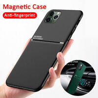 For iPhone 11 Pro Max Xs 8 7 6s Case Slim Soft Silicone Shockproof Magnet Cover