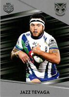 ✺New✺ 2020 NEW ZEALAND WARRIORS NRL Card JAZZ TEVAGA Best & Less