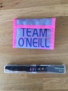 O'Neill Sunglasses Strap Plus Wallet. Skiing Snowboarding.