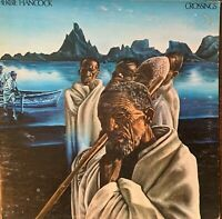 HERBIE HANCOCK**Pre-Owned LP CROSSINGS* WARNER BS 2617**GATEFOLD**RARELY PLAYED