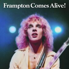 PETER FRAMPTON - FRAMPTON COMES ALIVE: CD ALBUM (1998 Remastered Edition)