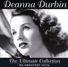 DEANNA DURBIN - THE ULTIMATE COLLECTION: 24 GREATEST HITS NEW CD