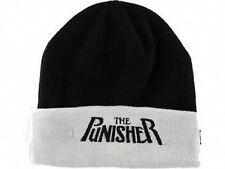 The Punisher Marvel Comics Hero Flip It Up New Era Cuffed Knit Hat Cap Beanie NE