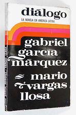Gabriel GARCIA MARQUEZ & Mario VARGAS LLOSA Diálogo. La Novela en América Latina