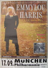 Emmylou Harris Concert Poster 2008 All I Intended To Be