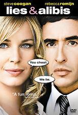 Lies And Alibis (Dvd) Steve Coogan Rebecca Romijn