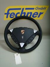 Multifunktions Lenkrad Porsche Cayenne 955 2002 4,5l  Leder Tiptronik 7L5419091