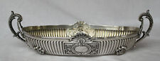 MAGNIFICENT 1900 GERMAN 800 CONTINENTAL SILVER DISH