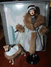 Society Hound Collection Greyhound 2000 Barbie Collectibles Mattel
