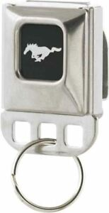 Mustang Buckle Keyholder - Clip
