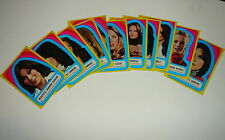 Charlies Angels Trading Card sticker set series  III 23-33 NM shape 70's Topps