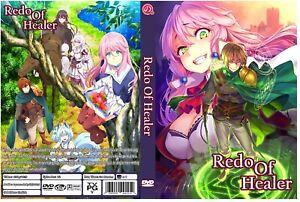 Redo of Healer Anime Series Uncut