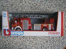 Burago - BURAGO Emergency Magirus truck french firefighters NEW