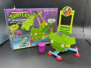 Teenage Mutant Ninja Turtles Retrocatapult OVP