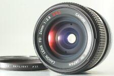 [Exc+2] Canon FD SSC S.S.C 24mm f2.8 Wide Angle MF Lens from Japan #453