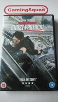 Mission Impossible Ghost Protocal  DVD, Supplied by Gaming Squad Ltd
