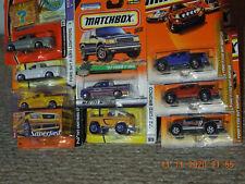 New ListingMatchbox Lot Of 8 Ford,F 150 Lightning,Svt,Concept,Sup erfast,72 Bronco,Raptor