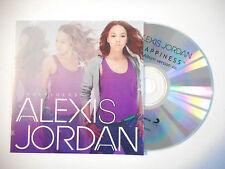 ALEXIS JORDAN : HAPPINESS ( ALBUM VERSION ) ♦ CD SINGLE PORT GRATUIT ♦