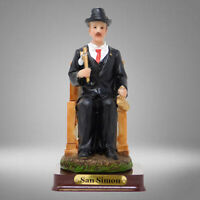 "San Simon 5"" Statue No.19992 Saint Simon Brand New Guatemala Santo NEW"
