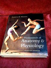 FUNDAMENTALS OF ANATOMY & PHYSIOLOGY 7th EDITION  FREDERIC H. MARTINI [ + 2 CDs]