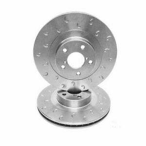 Civic Type R EP3 01-05 Performance MTEC C Hook Brake Discs Front and Rear