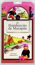 El Hombrecito de Mazapan / The Gingerbread Man - Libro y CD (Spanish Edition)