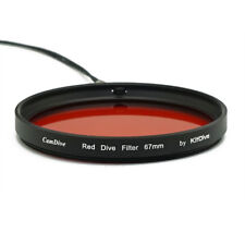 KitDive Red diving filter (M67)