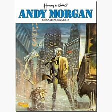 Andy Morgan Gesamtausgabe 2 gebundene Ausgabe – 28. November 2017