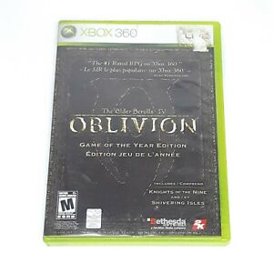 The Elder Scrolls IV: Oblivion -- Game of the Year Edition Microsoft Xbox 360