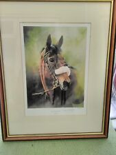 ROUGH QUEST - FRAMED PRINT - NUMBER 273 OF LIMITED PRINT OF 500