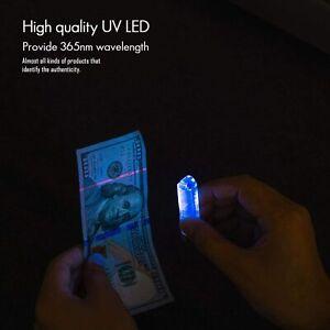 RovyVon A8x Multifunctional mini Flashlight with UV Light, Cree XP-G3, 650 Lumen