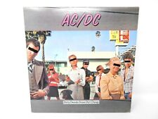 AC/DC~Dirty Deeds Done Dirt Cheap~1976 Atlantic SD 16033~SP Press, Inner Sleeve