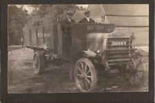 More details for essex-nazeing-waltham abbey-motor lorry-w.j.overland & sons-harold`s park.  rp.