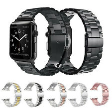 For Apple Watch  Stainless Steel Strap Band Series 5/4/3/2/1 iWatch 38/40/42/44m