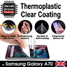 Samsung Galaxy A70 3D Thermoplastic Self Healing Clear Soft Gel Screen Protector