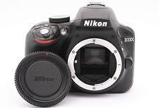 Nikon D D3300 24.2mp caméra SLR numérique - Noir (BOITIER UNIQUEMENT) -