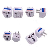 EU UK AU to US USA AC Universal Travel Power Plug Adapter Outlet Converter Home