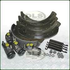Front Brake Shoe & Cylinder Kit Land Rover Series SWB`80 on and LWB 4cyl (DA6044