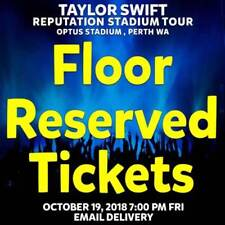 Concerts Single Tickets