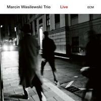 MARCIN TRIO WASILEWSKI - LIVE  2 VINYL LP NEU