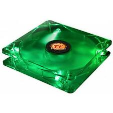 Thermaltake Thunderblade 120mm Case Fan  / Green LED /   A1928