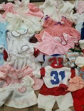 Authentic Vintage Cabbage Patch Kids Clothes Doll CPK Outfit Lot