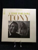 Time for Love Tony Bennett vinyl CS-9360