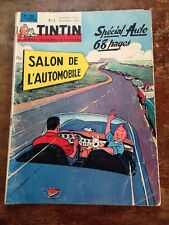 journal tintin 780 France (1963) BD ancienne RARE avec chèque tintin