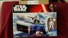 STAR WARS SNOWSPEEDER WITH SNOWTROOPER  (SPECIAL EDITION) THE FORCE AWAKENS