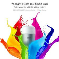 Xiaomi Yeelight 9W E27 LED Wireless WIFI Control Smart Color Light Bulb AU A7H7