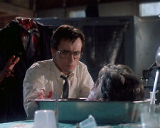 RE-ANIMATOR JEFFREY COMBS WITH SEVERED HEAD AND BODY 8X10 PHOTO