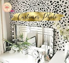 320x Dalmatian Spot Wall Sticker Decal Polka Dots Living Room Irregular Dot